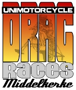 Unimotorcycle Drag Races Middelkerke